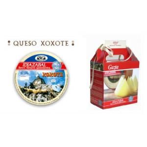 XOXOTE · Queso -  ENTERO