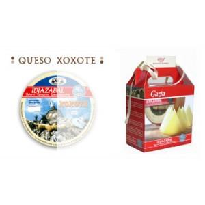 XOXOTE · Queso -  MEDIO