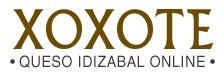 XOXOTE · Compra tu queso idiazabal a la mejor calidad. Idiazabal gazta kalitate oberenean
